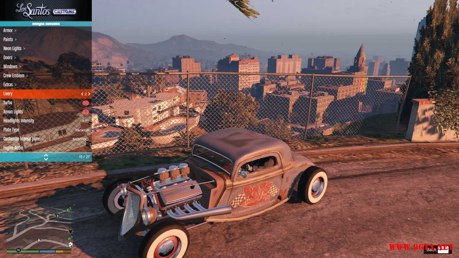 Ford Hot-Rat Rod '34 GTA5 Mods (13)