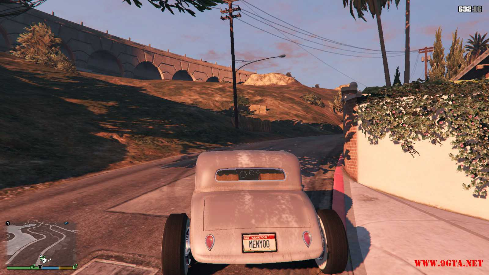 Ford Hot-Rat Rod '34 GTA5 Mods (3)