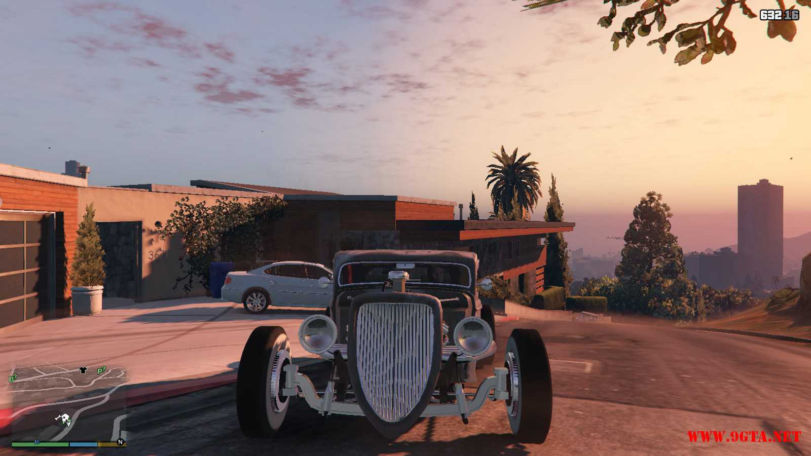 Ford Hot-Rat Rod '34 GTA5 Mods (5)