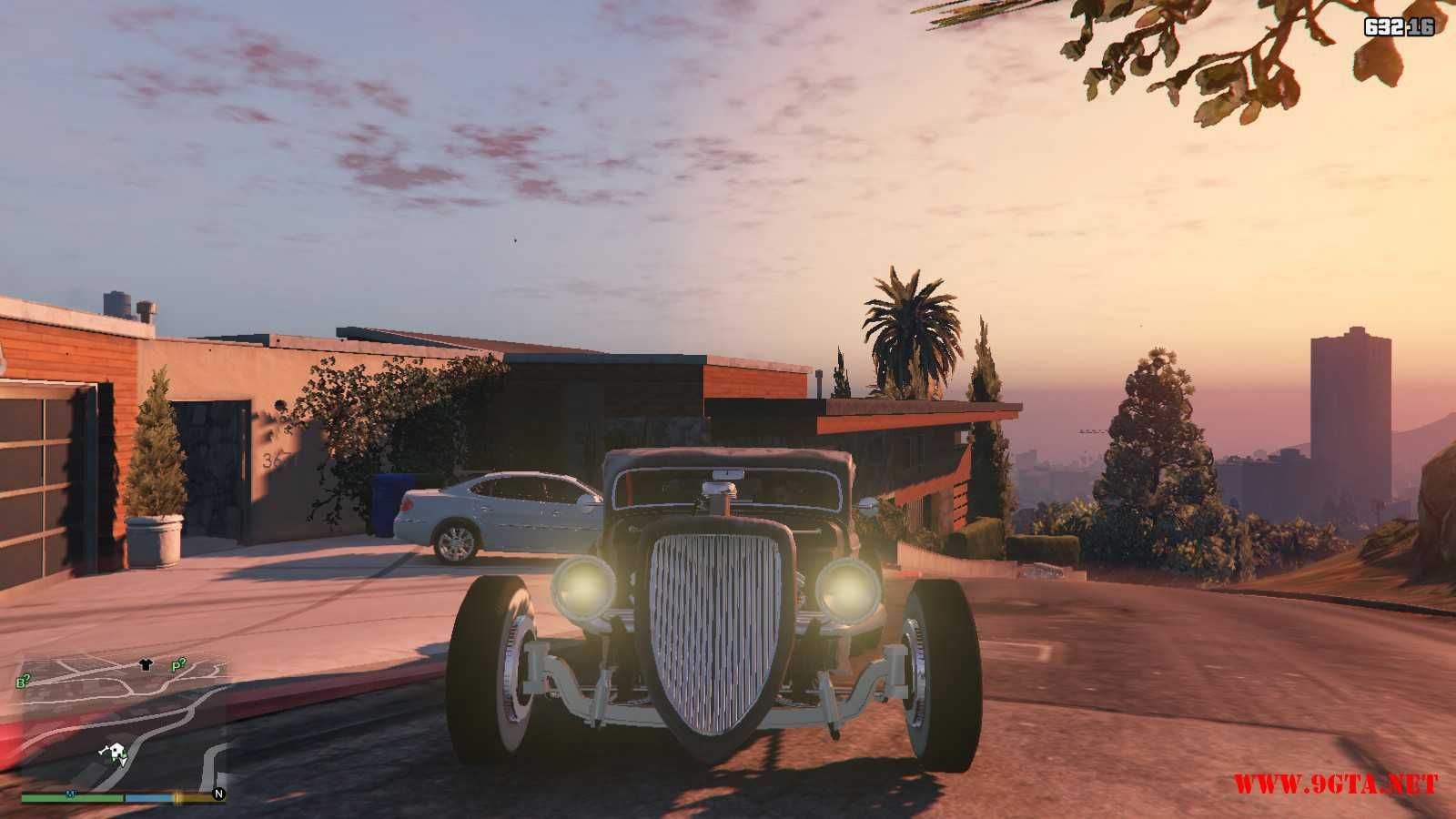 Ford Hot-Rat Rod '34 GTA5 Mods (6)
